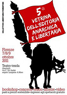 Quinta vetrina dell'editoria anarchica