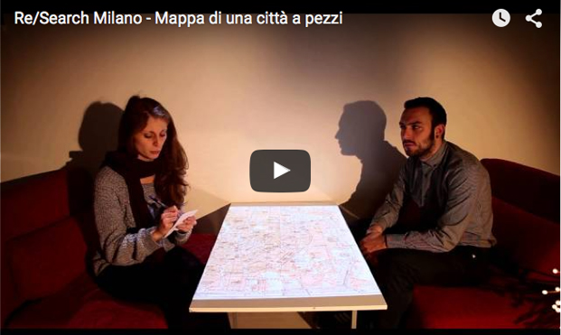 Re/search Milano booktrailer